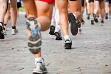 Lonjakan Kasus Covid-19 dan Polusi Udara Tinggi di New Delhi, Para Dokter Larang Lomba Maraton Dilakukan