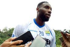 Persib Vs Melaka United, Mampukah Geoffrey Castillion Gantikan Ezechiel N'Douassel?