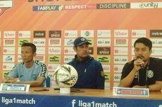PSM Vs Persela, Pelatih Akui Kartu Merah Alex dos Santos Jadi Biang Kekalahan