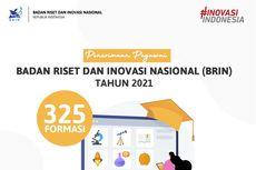 BRIN Umumkan Formasi CPNS dan PPPK 2021, Ini Informasinya
