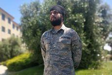 Pria Sikh Ini Jadi Tentara AU AS Pertama yang Berjenggot dan Pakai Turban