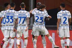 Hasil Coppa Italia Fiorentina Vs Inter, Gol Dramatis Lukaku Menangkan Nerazzurri