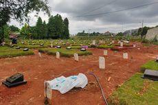 Dinkes Tangsel Imbau Penggali Makam untuk Jenazah Korban Covid-19 Tak Pakai Baju Hazmat