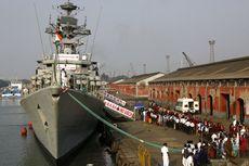 Kapal Perang Asing di Laut China Selatan Bertambah, India Menyusul Kirim Pasukannya