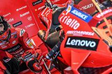 Sisa Empat Seri, Rossi Sebut Bagnaia Sulit Kalahkan Quartararo