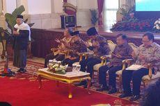 Jokowi Ingin Gunakan Dana Zakat dan Wakaf untuk Entaskan Kemiskinan