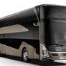[VIDEO] Ini Bus Tingkat Terbaru dari Volvo, Tingginya 4 Meter