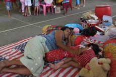 Pengungsi Banjir Ambon Mulai Terserang Penyakit