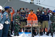 KNKT Lanjutkan Pencarian CVR meskipun Operasi SAR Sriwijaya Air Dihentikan