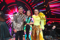 Bawakan Lagu Via Vallen, Vionita Juarai The Voice Indonesia 2019