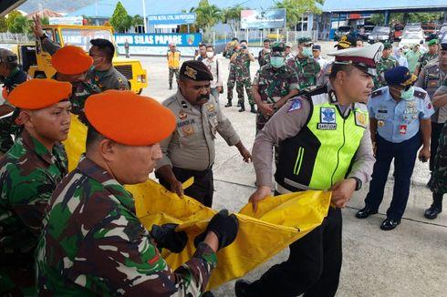 Keluarga Sambut Jenazah Prada Sujono, Korban Kecelakaan Heli MI-17 TNI
