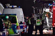 Jerman Tahan Warga Tunisia Terkait Teror Truk di Berlin