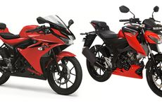 GSX-R 150 dan GSX-S 150 Inden Dua Pekan
