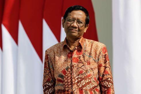 Terakhir Lapor Saat Jabat Ketua MK, Total Kekayaan Mahfud MD Rp 15 Miliar