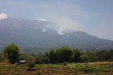 Ada Blankspot, Kebakaran Hutan di Gunung Lawu Masih Berlangsung
