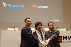 XL Axiata-Huawei Sepakati Pembangunan Jaringan