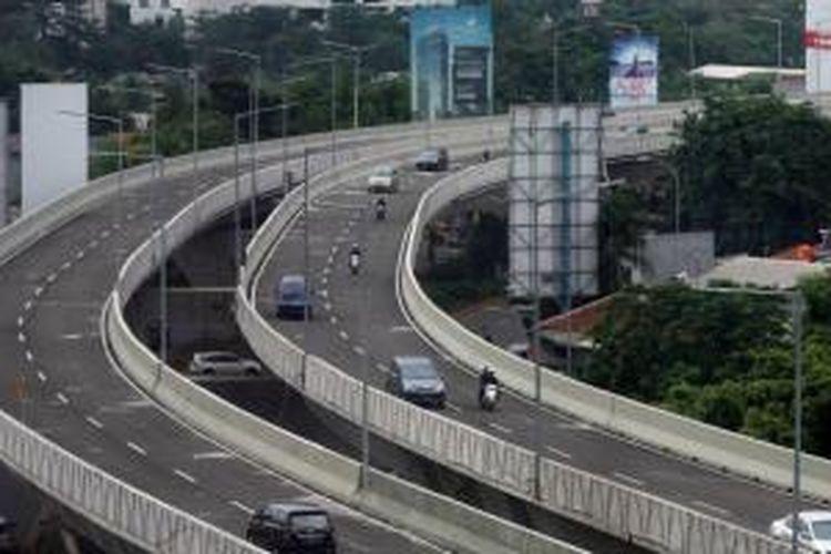 Jalan Layang Non Tol di Jakarta