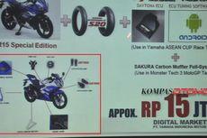 Ragam Aksesori Yamaha R15