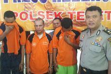 Bandar Narkoba Ditangkap Berdasarkan Pengembangan Kasus Tawuran