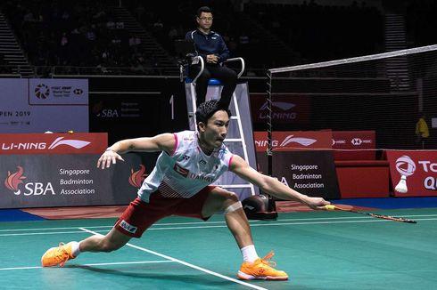 Kento Momota Telah Putuskan Absen dari Indonesia Masters 2020 Sebelum Kecelakaan