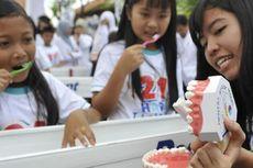 Bulan Kesehatan Gigi Nasional Digelar Lagi