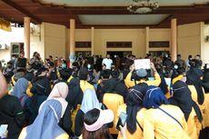 Di Depan Demonstran, Wakil Ketua DPRD Kotawaringin Barat Salah Lafalkan Sila Ke-4