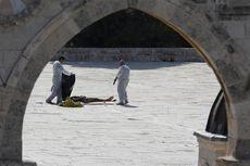 Tutup Masjid Al-Aqsa, Israel Dituduh Menghukum Warga Arab di Yerusalem