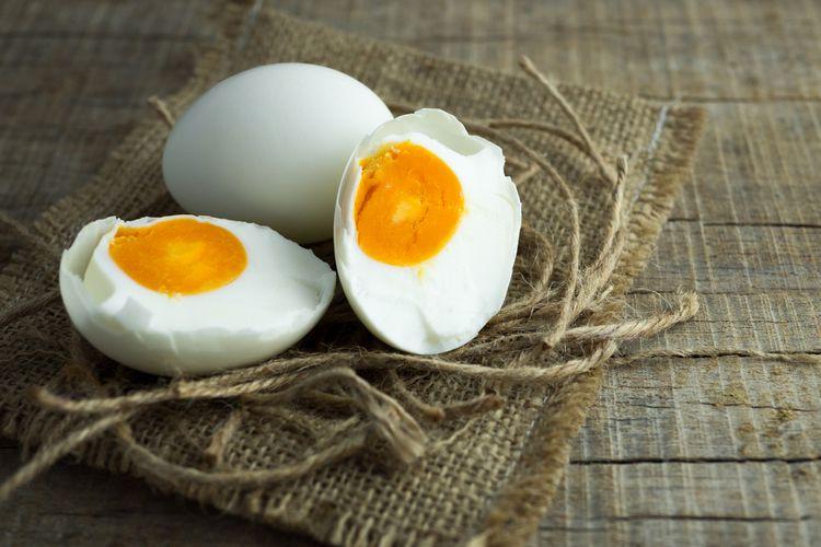 Mengapa Telur Asin Menggunakan Telur Bebek? Halaman all - Kompas.com