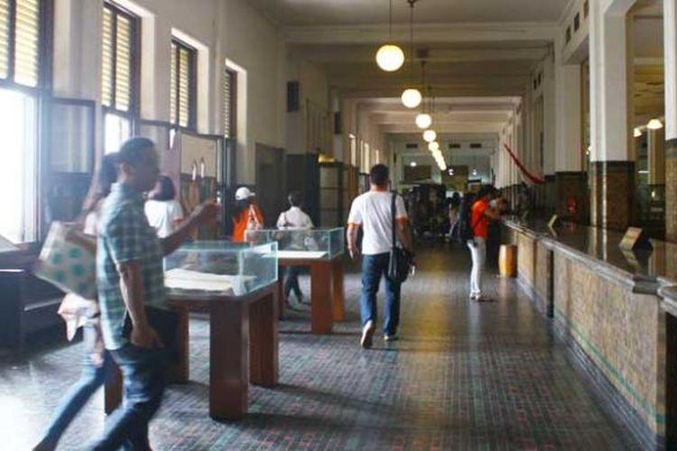 Museum Bank Mandiri di kawasan Kota Tua