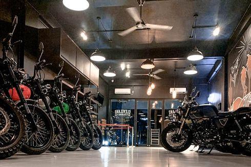Cleveland Cyclewerks Sasar Indonesia Timur