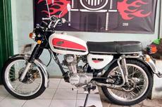 Honda CB100 Dicari karena Dilan 1990
