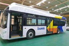 DAMRI Serius Mau Kelola Bus Listrik