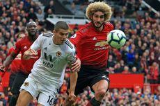 Absen Bela Belgia, Fellaini Diharapkan Bisa Tampil Lawan Chelsea
