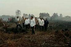 Jokowi Klaim Telah Lakukan Upaya Ini untuk Padamkam Kebakaran Hutan di Riau