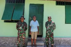 Kejutan untuk Warga Perbatasan Indonesia-Timor Leste di Tengah Pandemi Corona