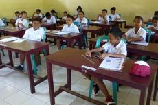 Tidak Ada Lagi Siswa Tinggal Kelas di SD