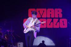 Aksi Energik Omar Apollo di Spesial Show Java Jazz Festival 2020