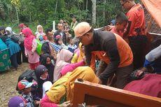 BPBD Tetapkan Siaga Darurat Bencana Tanah Bergerak di Kaki Gunung Baros Sukabumi