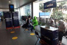 Bandara Husein Sastranegara Uji Aplikasi Pengecekan Dokumen Penumpang