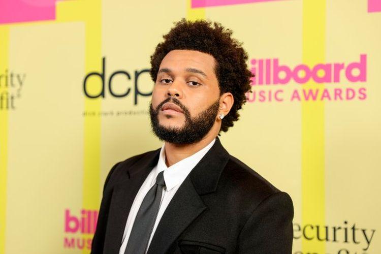 The Weeknd di Billboard Music Awards 2021