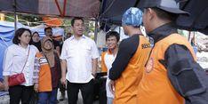 Tiba di Palu, Hendi Bergabung Bersama Para Relawan asal Semarang