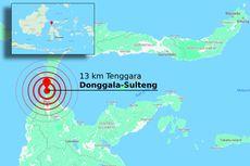 Gempa 7,7 Guncang Donggala Sulteng, Berpotensi Tsunami