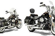 Harley-Davidson Paus Benediktus dan Fransiskus Dilelang