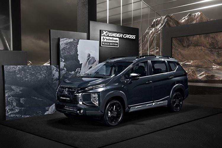 Mitsubishi Xpander Cross Rockford Fosgate Black Edition. (Dok. MMKSI)