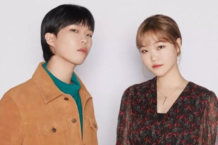 AKMU, duo kaka beradik dari Korea Selatan.