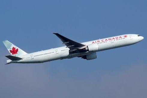 Gara-gara Bau Durian, Pilot Pesawat Air Canada Umumkan Keadaan Darurat