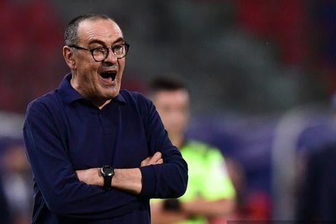 Juventus Vs Sampdoria, Sarri Waspadai Kekuatan Pasukan Claudio Ranieri