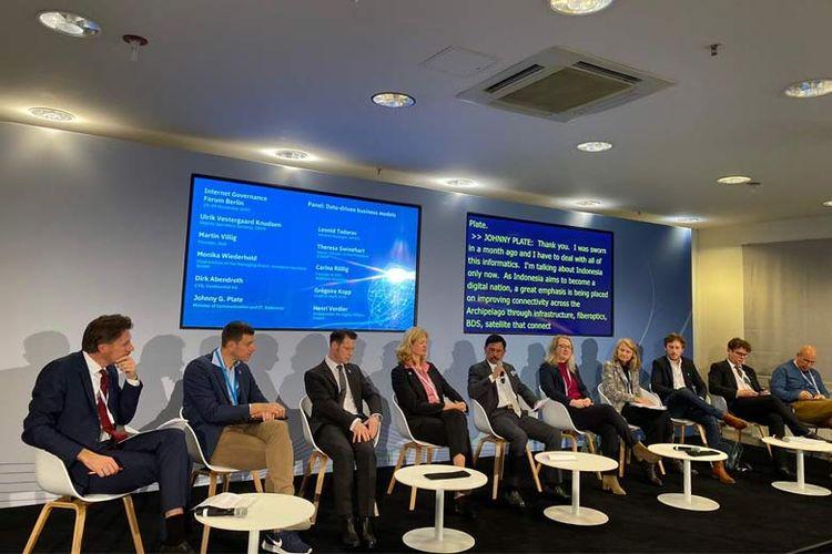 Menkominfo: Indonesia Siap Jadi Negara Digital pada 2035