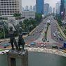 PSBB Tahap Kedua, Kemacetan di Jakarta Turun 20 Persen