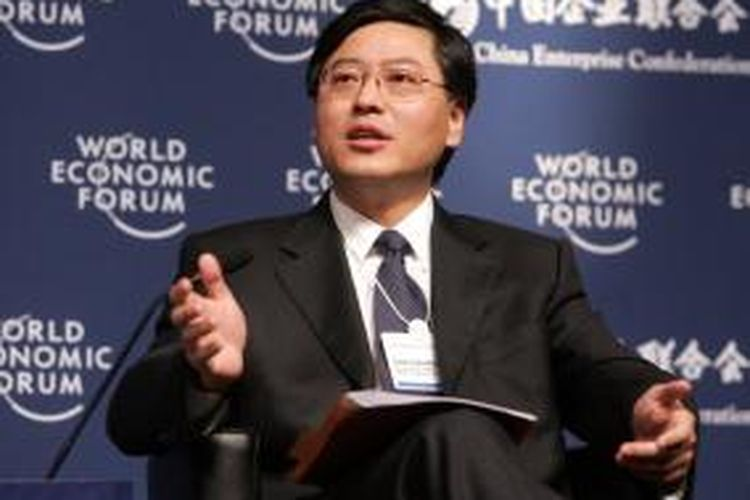 CEO Lenovo, Yang Yuanqing
